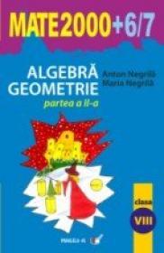 Algebra, Geometrie. Clasa A Viii-a. Partea A Ii-a