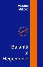 Balanta si Hegemonie