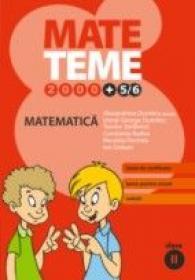 Matematica. Clasa Ii